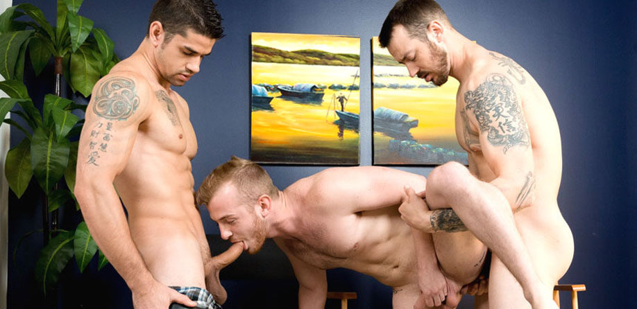 Shemale strip tease